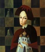 """""""Bells"""" Giclee by Sergey Smirnov"""