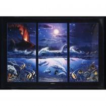 """The Dawn of Pele"" Artagraph by Christian Riese Lassen"