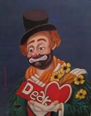 """""""Dear Heart"""" Serigraph by Red Skelton"""
