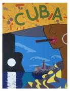 """""""Sueno Dream"""" Original Acrylic/Canvas by Rick Garcia"""