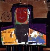 """""""Celebration of Life"""" Original Embellished Multiple Print by Orlando, AB"""