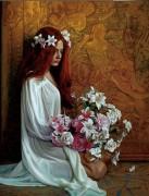 """""""Grace"""" Digital Pigment Print on Archival Canvas by Douglas Hofmann"""