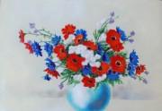 """""""Flowers in Vase"""""""
