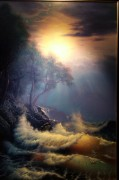 """Seeking The Light"" Lassengraph by Christian Riese Lassen"