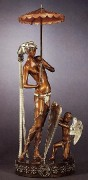 """Helen of Troy"" Bronze Sculpture by Erte"