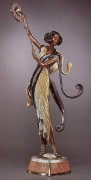 Arabian Nights Sculpture by Erte