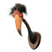 Andulovian Grackler Hand Painted Cast Resins Seuclpture by Dr. Seuss