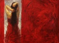 """Red Door"" by Henry Asencio"