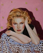 """""""Whispers"""" Original Oil on Canvas by Colleen Ross"""