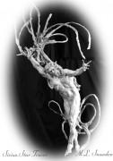 """""""Sirius"""" Bronze Sculpture by M. L. Snowden"""