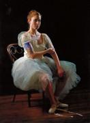 """Alana"" Digital pigment print on archival canvas by Douglas Hofmann"
