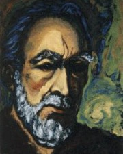 """Zorba"" Serigraph by Anthony Quinn"