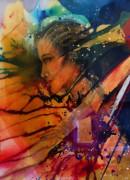 """Eye Of The Storm"" Original art by Orlando, A.B."