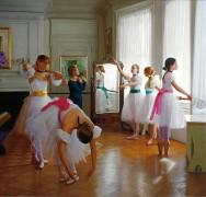 """Miss Mary's Class"" Digital Pigment Print on Archival Canvas by Douglas Hofmann"