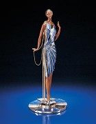 """Roaring Twenties"" Bronze Sculpture by Erte"