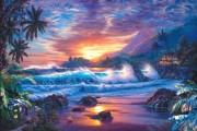 """""""Eternal Embrace"""" AP Lassengraph wtih 5 Diamonds by Christian Riese Lassen"""