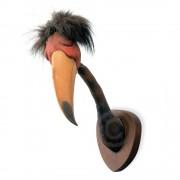"""Andulovian Grackler"" Hand Painted Cast Resin Sculpture by Dr. Seuss"""