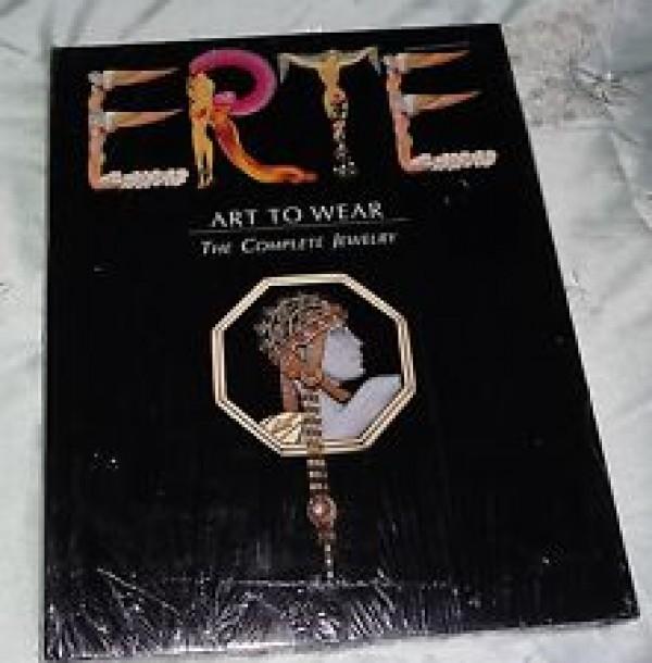 ERTE' AVENTURINE IV WEARABLE ART