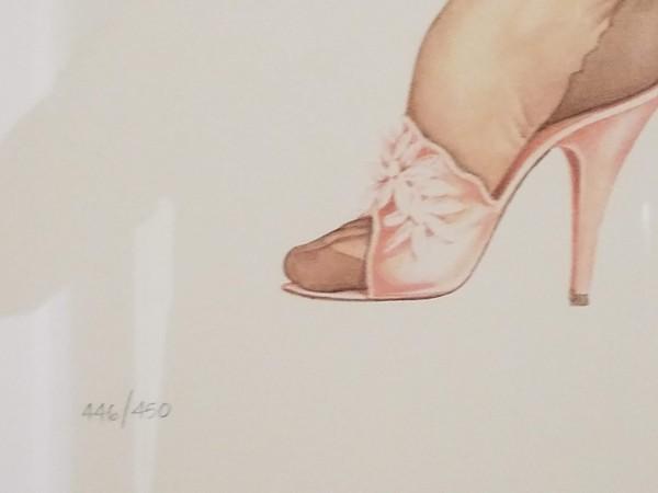 """""""legacy nude #11 silk stockings"""""""