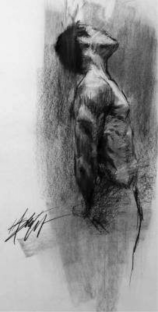 """Resolution"" Giclee on Archival Paper by Henry Asencio"