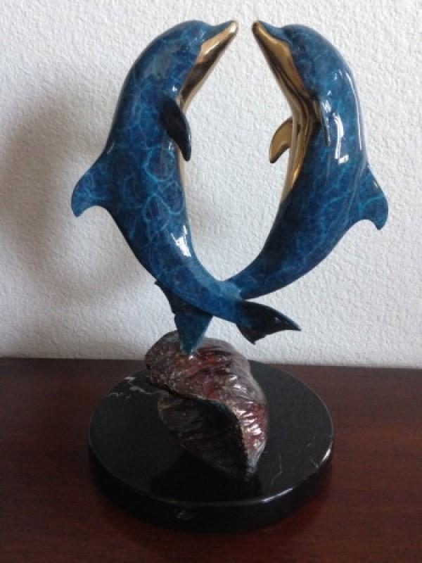"""""""Eternal Love"""" Bronze Sculpture by Christian Riese Lassen"""