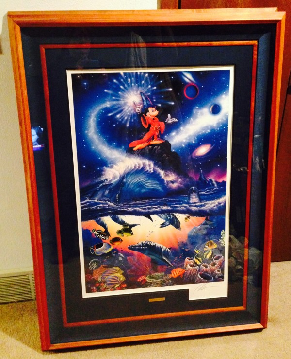 """Sorcerer of the Seas"" Artagraph by Christian Riese Lassen"