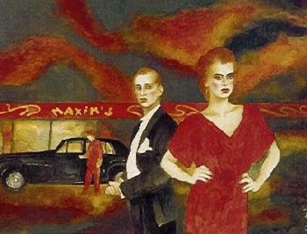 """Maxims"" Serigraph by Joanna Zjawinska"