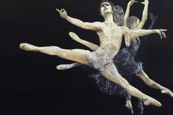 """Recital"" Mezzotint by G. H. Rothe"
