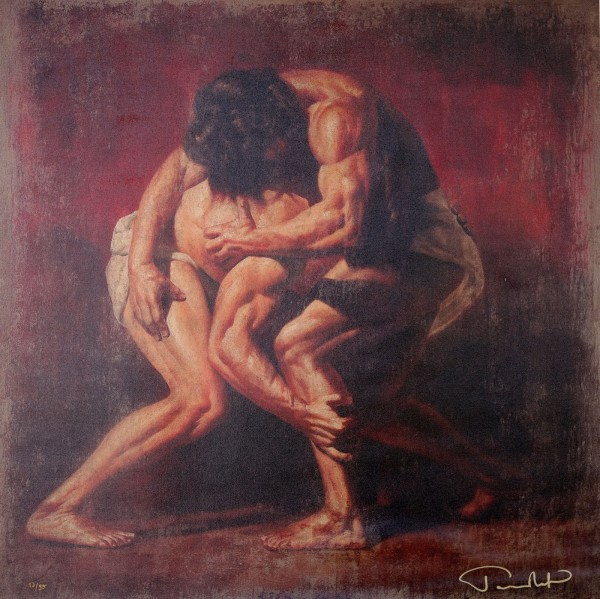 """Herculidae"" Giclee on Canvas by Tomasz Rut"