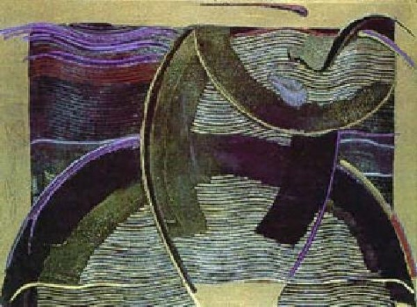 """""""Maria Eugenia"""" Original Multiple by Orlando, A.B."""