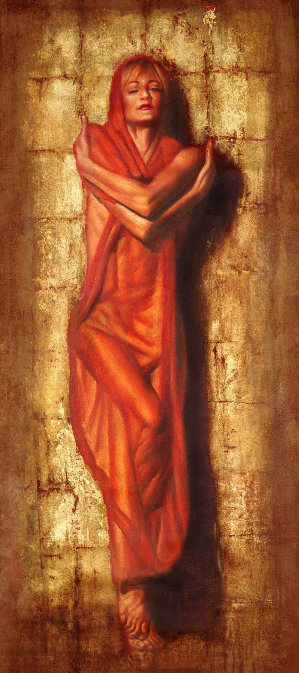 """Ex Auro"" Giclee on Canvas by Tomasz Rut"