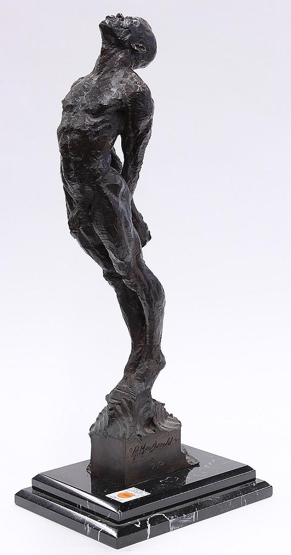 """""""I Am"""" Bronze Sculpture by Richard MacDonald"""