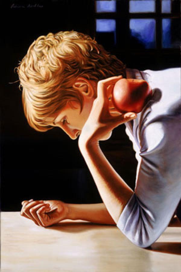 """""""Daydreamer"""" Giclee/Canvas by Adrian Deckbar"""